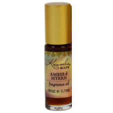 Amber and Myrrh Oil