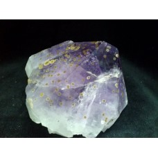 Amethyst Point with Goethite 23451