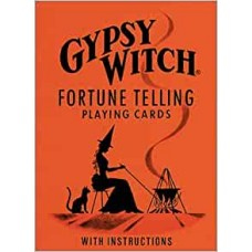 Gypsy Witch Fortune Cards