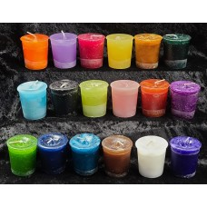 Crystal Journey Votives